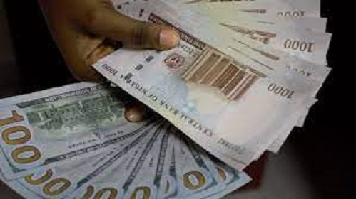Naira Exchanges For 503/$ At Parallel Market