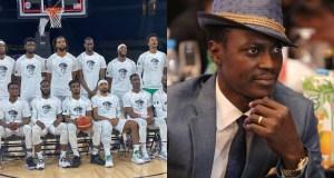 Nigerian Basket Ball Team Honours Sound Sultan