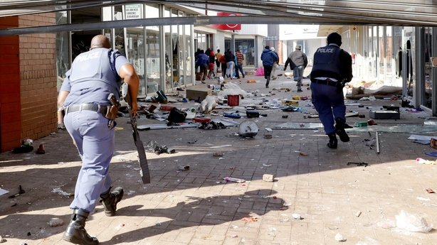South Africa Protests Death Toll Rises To 212