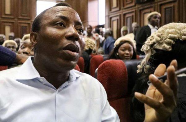 Sowore's Treason Trial Starts Afresh As Judge Abandons Case
