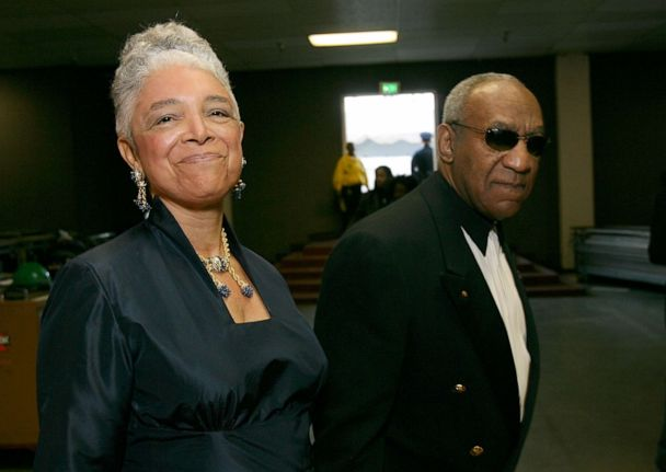 Bill Cosby's Wife, Camille Cosby Shuts Down Divorce Rumours