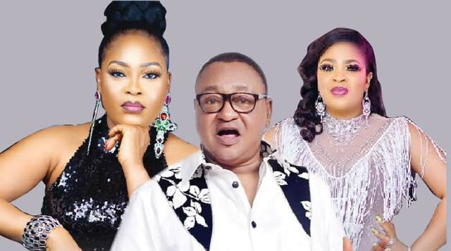 I See My Kids As Colleagues When On Set Together –Jide Kosoko