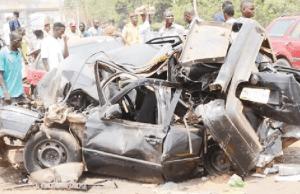 Sallah Tragedy: 10 Die In Kwara Auto Crash
