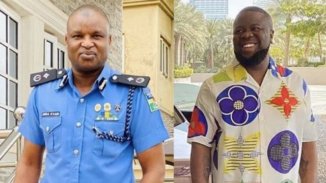 Police commission suspends Abba Kyari over FBI indictment