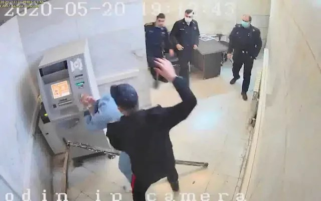 Iran prisons chief apologises after hackers leaked videos of guards torturing prisoners