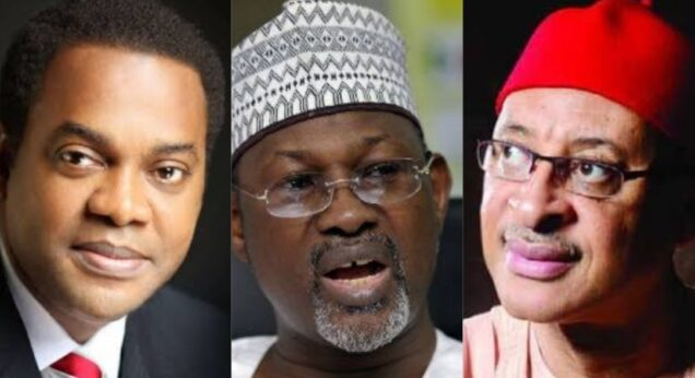 2023: Jega, Utomi, others team up against APC, PDP, unveil RNP