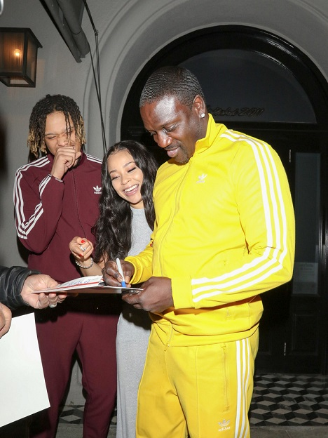 Akon's Wife, Tomeka Thiam, Atlanta's Real Housewife