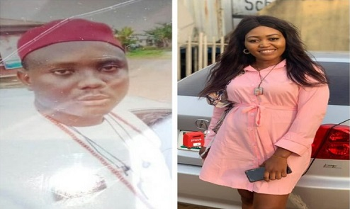Autopsy reveals Faith Aigbe found dead in Edo Traditional ruler's car dies of ruptured ectopic pregnancy