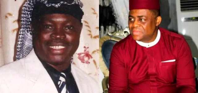 Fani-Kayode's defection: He acted like his father - MURIC