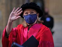 Hillary Clinton bags Oxford doctorate degree