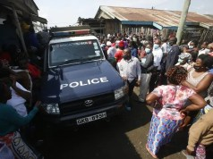 Kenyan doctor injects his two children to death after arguement with wife