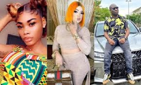 Mompha ''threatens'' to deal with Oye Kyme as she hurriedly goes private on IG