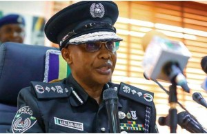 Marry yourselves to strengthen the service - IGP Akali tells police officers