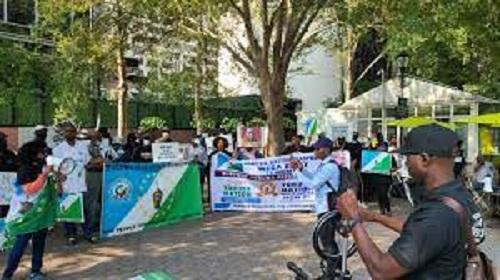 Yoruba nation agitators to stage march Sept 24 when Buhari will address UN Assembly