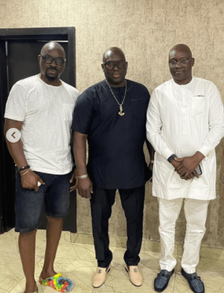 Meet The Fayose Brothers