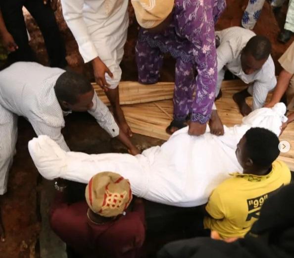 Lagos Police Commissioner Odumosu loses mom