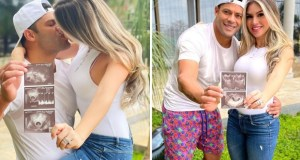 Brazil striker Hulk, 35, announces his ex wife's niece, is pregnant with his 4th child