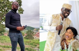 Tonto Dikeh's ex-lover, Prince Kpokpogri denies being arrested by DSS