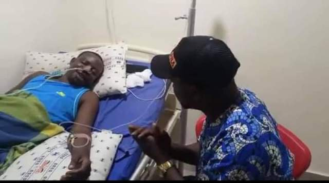 Yoruba comic actor, Okele critically sick