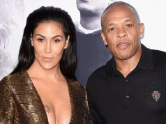 Dr Dre served divorce papers at cemetery while laying grandmother to rest