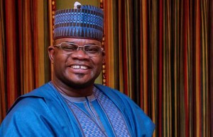 I will succeed Buhari come 2023 - Yahaya Bello says