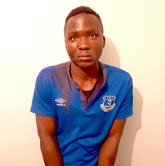 Kenyan child serial killer, Masten Wanjala, escapes, police custody