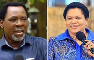 Leadership tussle: TB Joshua's wife, Evelyn finally breaks silence