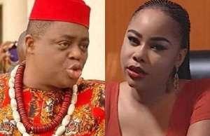 My ex-wife, Precious denied my kids breast milk to preserve her 'shape', employed 12 nannies - Fani-Kayode tells court