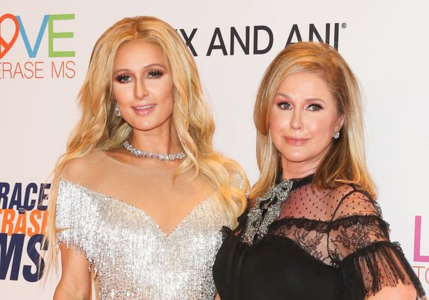 Hilarious but reality! Paris Hilton's mum recounts how she used to call the press to track daughter's whereabouts