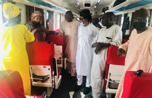 Shehu Sani speaks on terrorists attacking a train in Kaduna yesterday and how he escaped one today