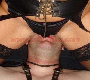 BDSM Massage im by Domina Lady Alina