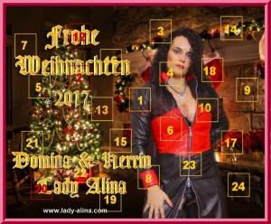 Adventskalender Domina Alina