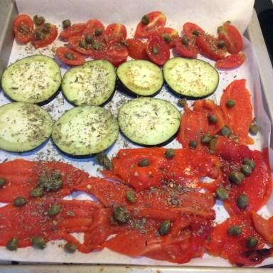 Verdure saporite al forno - Foto 2