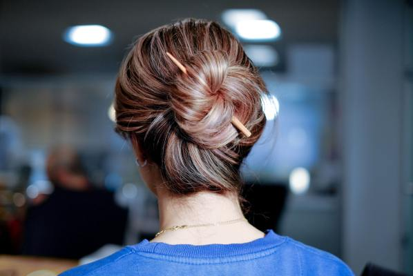 Comment faire un chignon ?
