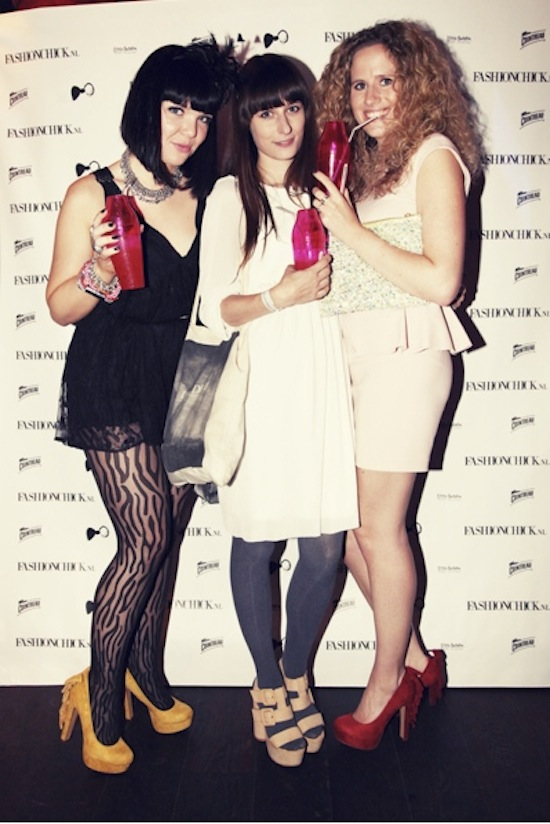 Lady's Secret inlegzooltjes Cointreau Fashionchick pump launch