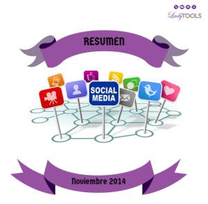 Resumen Marleting Digital Noviembre 2014