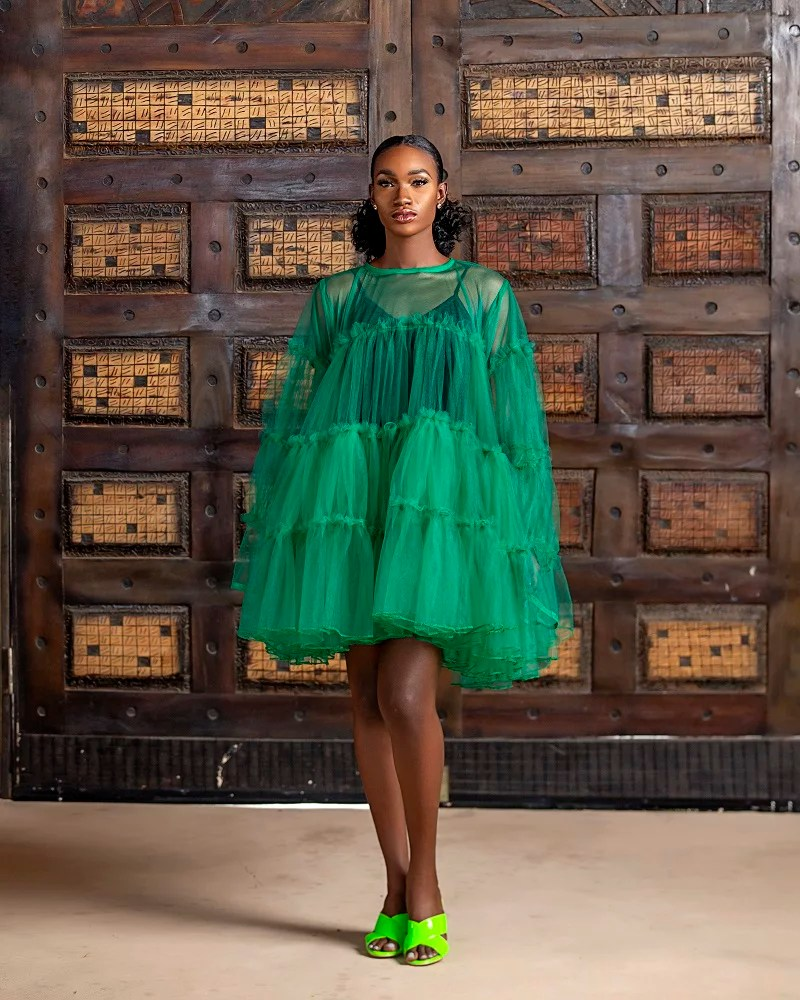 LadyBeellionaire 'Mimi' Dress
