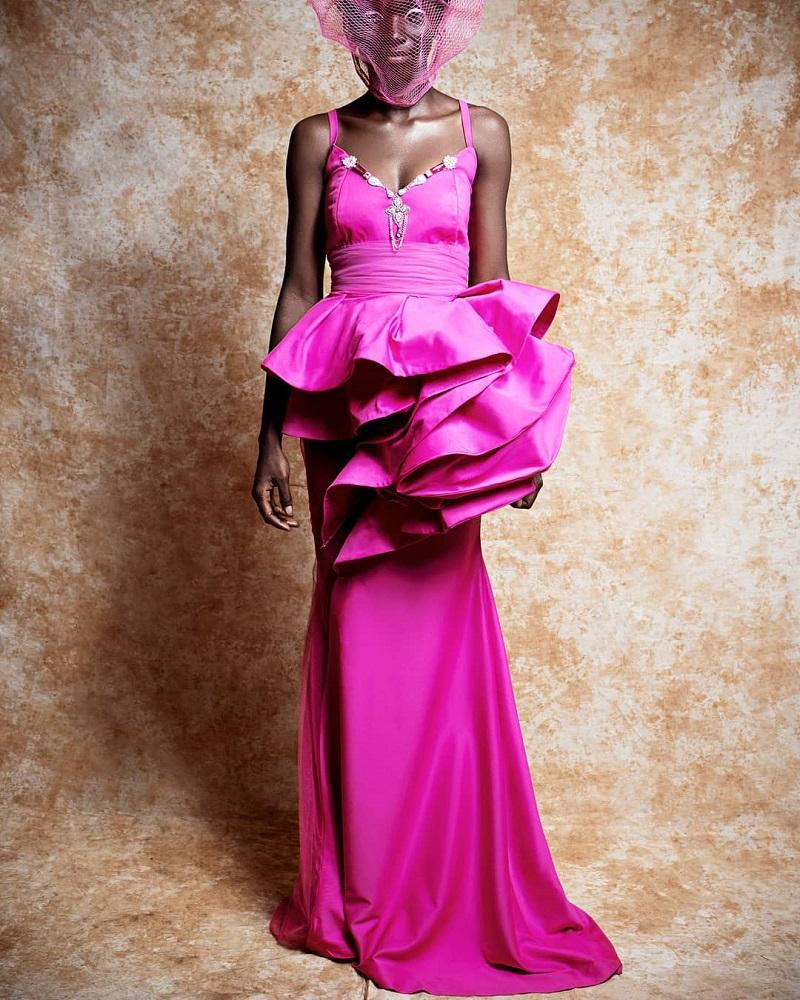 LadyBeellionaire - Bol De Salade Look 11b (Bloom Dress)