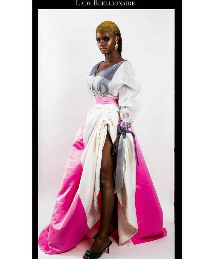 LadyBeellionaire ConnoisseuR Unboxed #PF19 collection Look 7