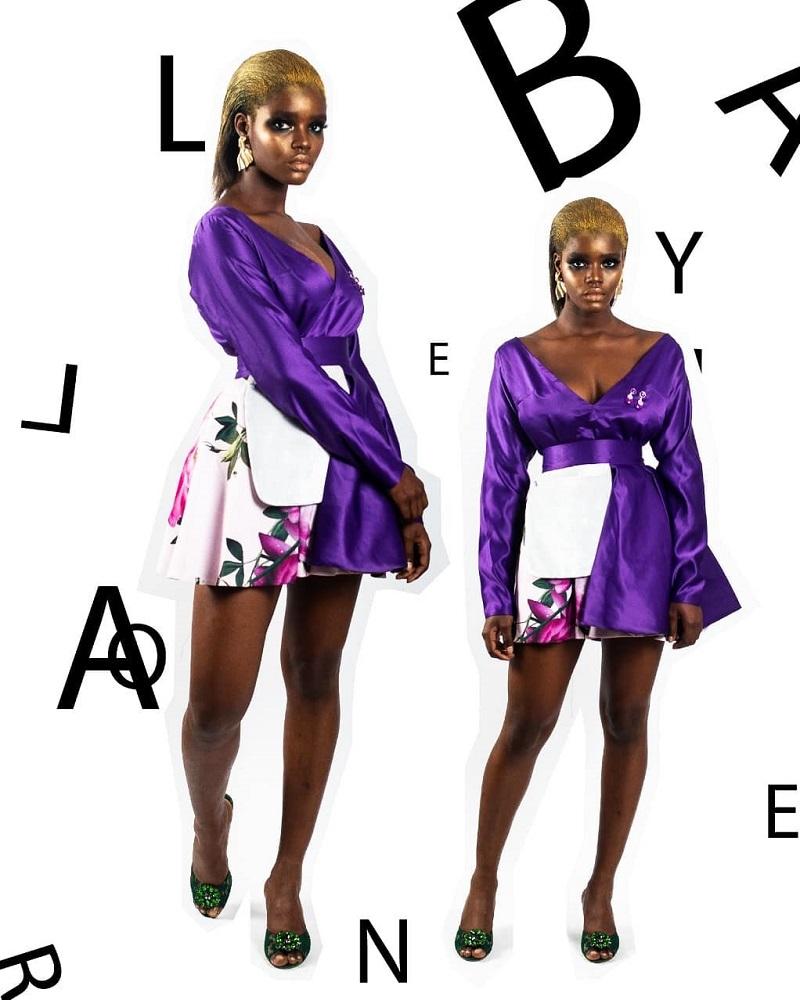 LadyBeellionaire - Fin 2 piece UNBOXED