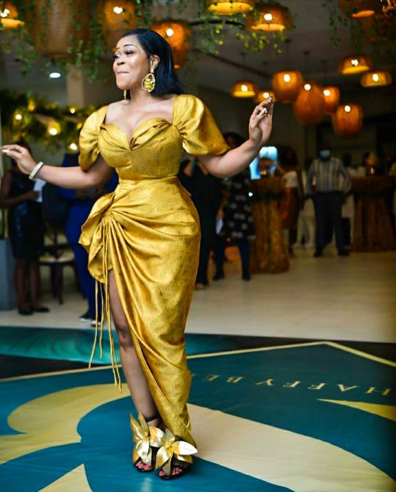 LadyBeellionaire 'Shaffy' Dress