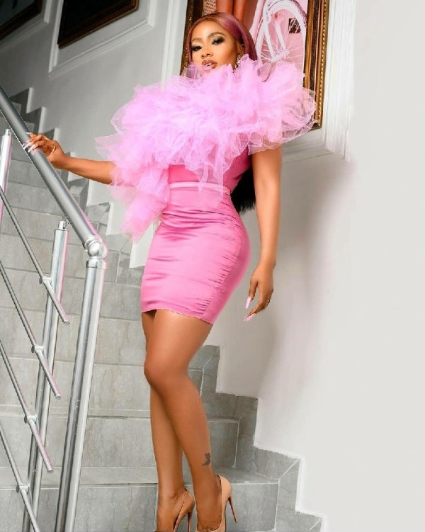 LadyBeellionaire 'Soti' Dress