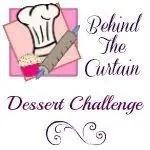 Lady Behind the Curtain Dessert Challenge