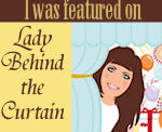 Featured on Lady Behind the Curtain