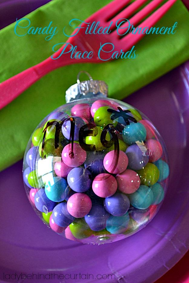 Pearls It Christmas Bulbs