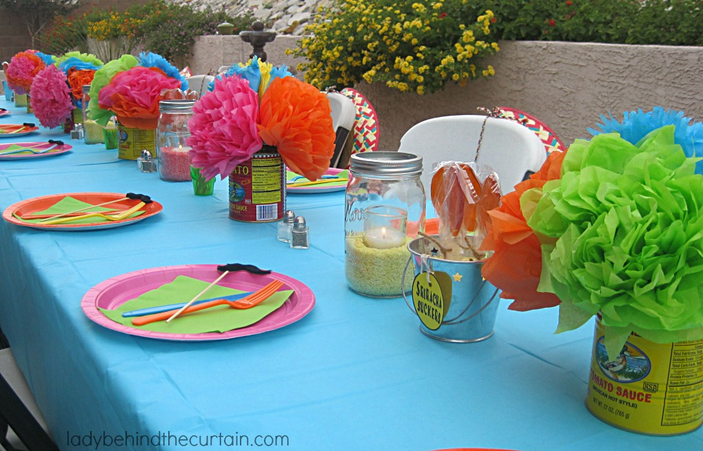 Reception Party Favors