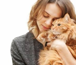 Ictus, donne più protette se hanno un cane o un gatto