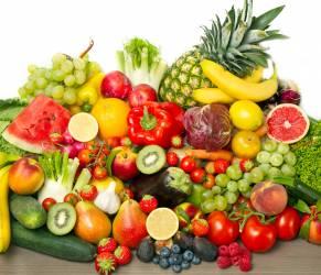 Tumori e infarto, 800 g di frutta e verdura allungano la vita