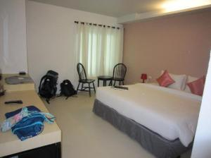 Acca Patong bedroom