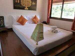Lamai Beach Residence  bedroom